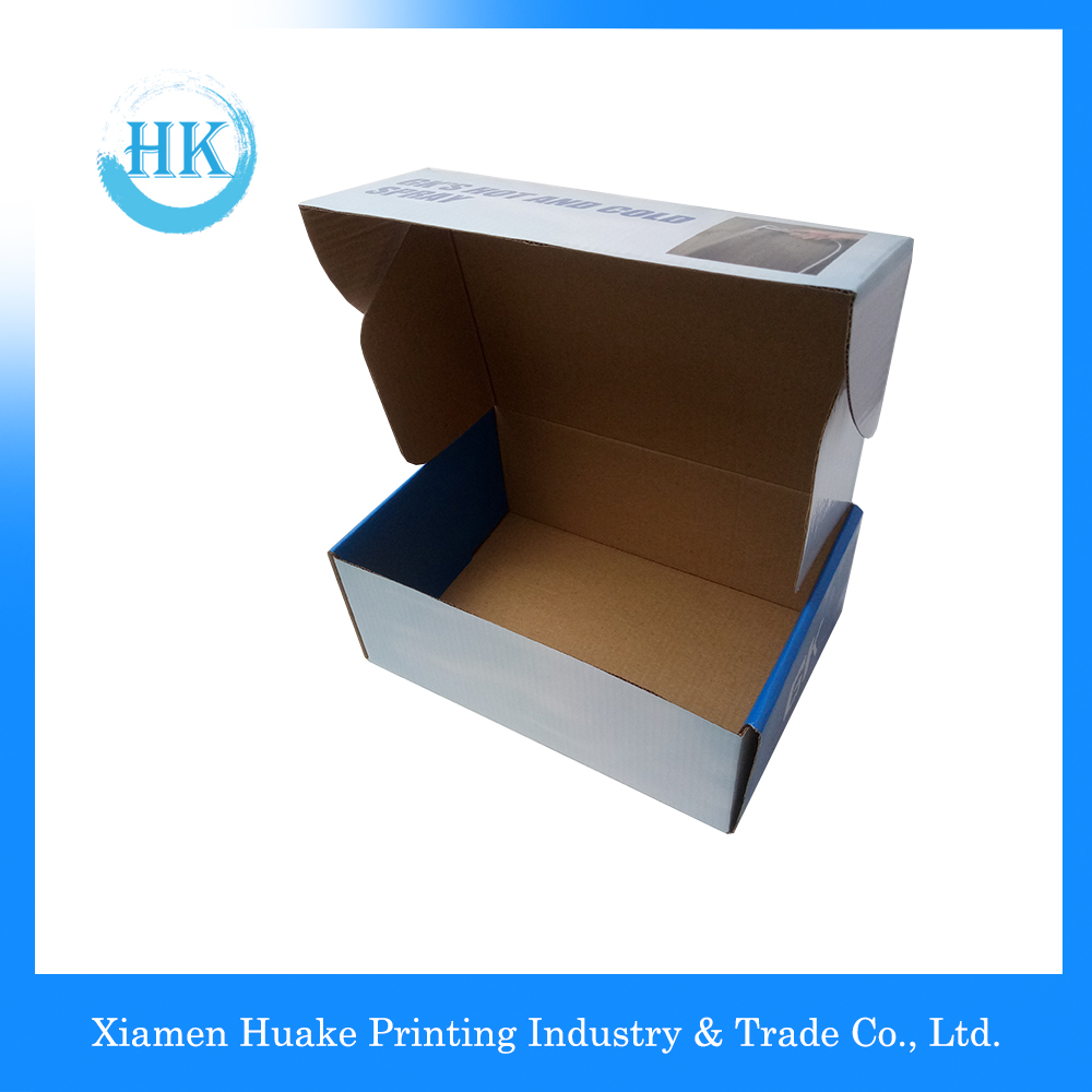 Daily Paper Packaging Box With Lamination