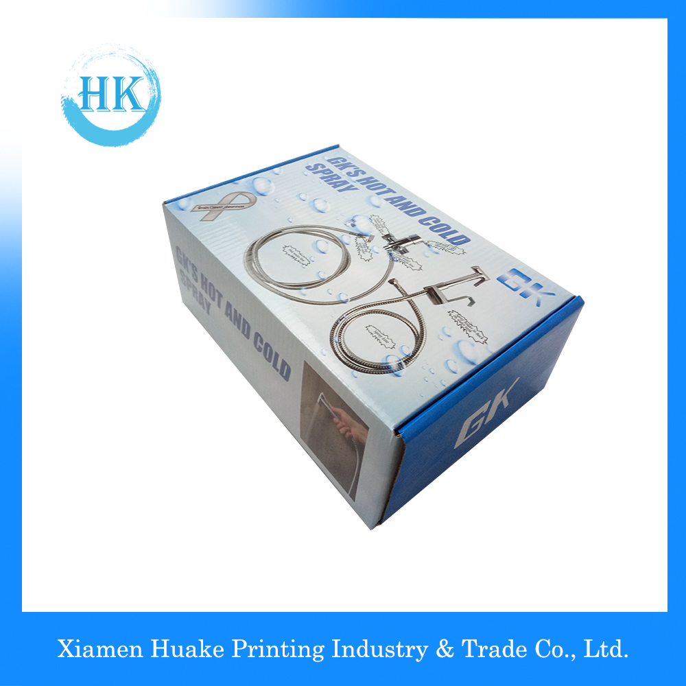 Packaging Box With Lamination